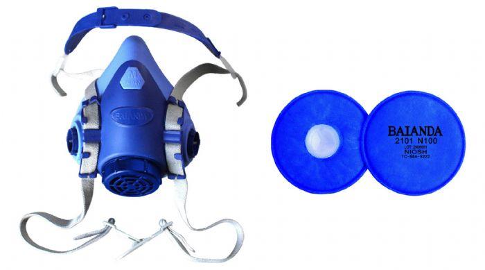 NIOSH标准防尘口罩